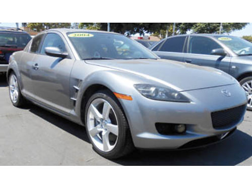 2004 MAZDA RX-8 6spd one owner only 70K miles sport pkg 7995 1227109243 SBCARCO 1001 West