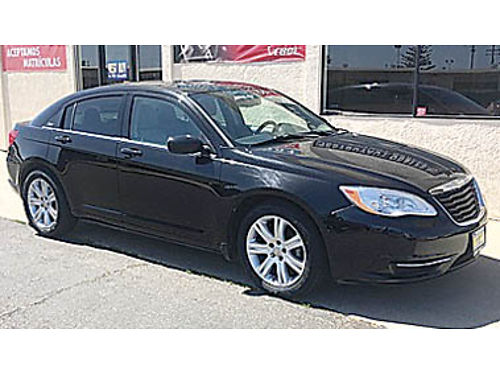 2012 CHRYSLER 200 Touring Low miles 9992 7595108438 BEST BUY AUTO SALES over 100 cars in sto