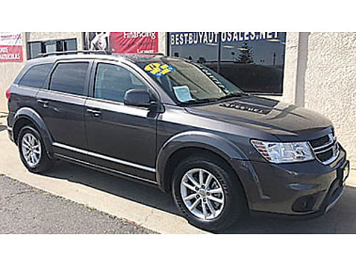 2014 DODGE JOURNEY SXT - Wow Great family car Now only 12500 7529242418 BEST BUY AUTO SALES