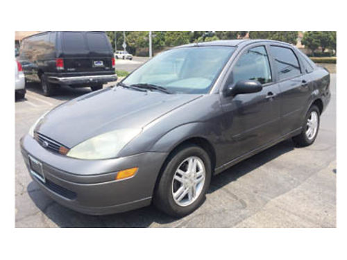 2004 FORD FOCUS SE PW PB tinted windows in rear 4 cyl AT loaded 2900