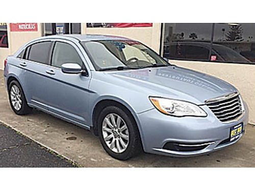 2013 CHRYSLER 200 Touring 6cyl 8988 7508573514 BEST BUY AUTO SALES over 100 cars in stock