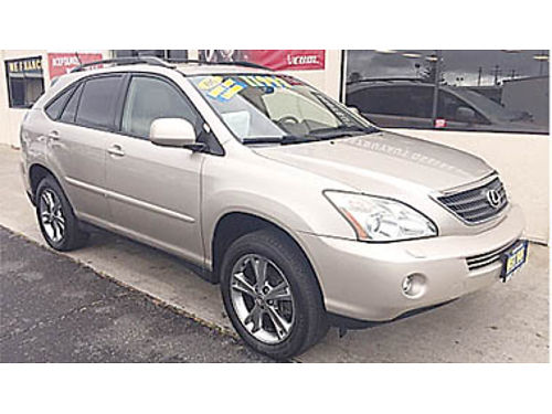 2006 LEXUS RX 400h 10998 7470002019 BEST BUY AUTO SALES over 100 cars in stock Se habla Es