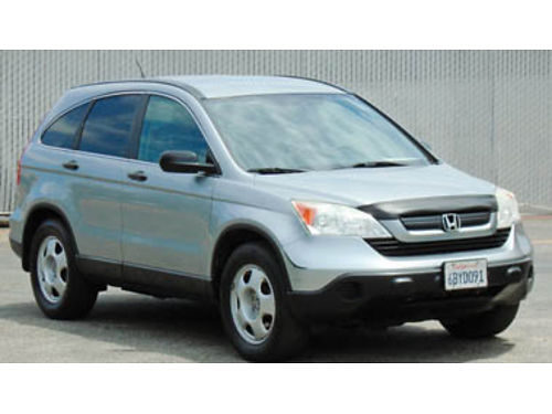 2007 HONDA CR-V EX AT 4cyl TW AC 190K miles great service history 5495 538210 DW AUTO SAL