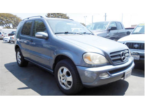 2006 MERCEDES ML350 AT 4x4 lthr 1 owner mint condition 9995 1307077720 SBCARCO 1001 West