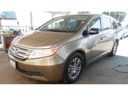 2013 HONDA ODYSSEY AT 1 owner mint condition 62K miles 17995 0989864413 SBCARCO 1001 Wes