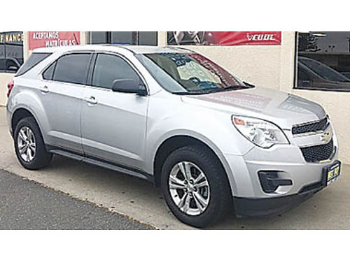 2013 CHEVY EQUINOX LS Wow Now only 11500 7666109946 BEST BUY AUTO SALES over 100 cars in st