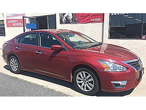 2014 NISSAN ALTIMA 25S only 41K miles Just reduced to 12500 7538350268 BEST BUY AUTO SALES