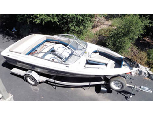 1997 MAXUM Fish  Ski Boat like new less than 100 hrs Nacimiento Lake only 350 GM engine Alpha