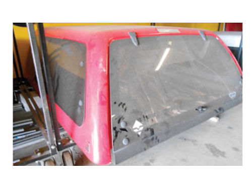 LEER 100XL SHELL for 2000-2008 Ford F250 6-12 bed 600 Call LINE-X for details 805-347-7387