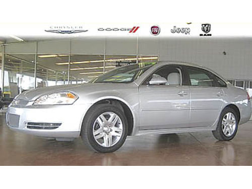 2016 CHEVY IMPALA LTD LT great price Prior rental Wow - Reduced to 12484 83333PX167246 Pre-