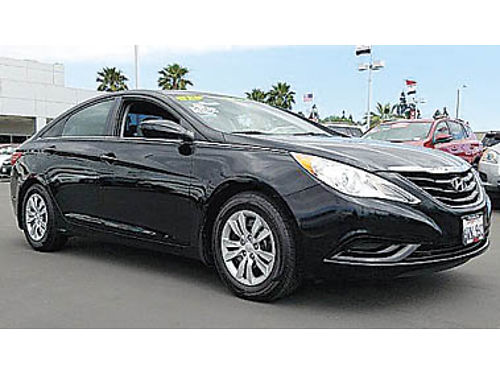2012 HYUNDAI SONATA GLS low miles auto great mpg 9995 P2112475825 Photo for illustration on