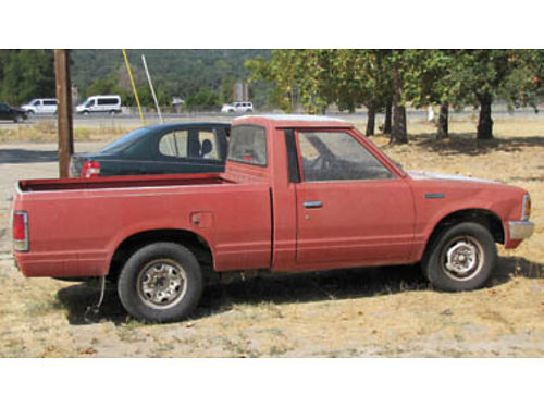 1996 NISSAN PICK-UP Single owner needs engine 1195 obo For more info call 805-801-3797