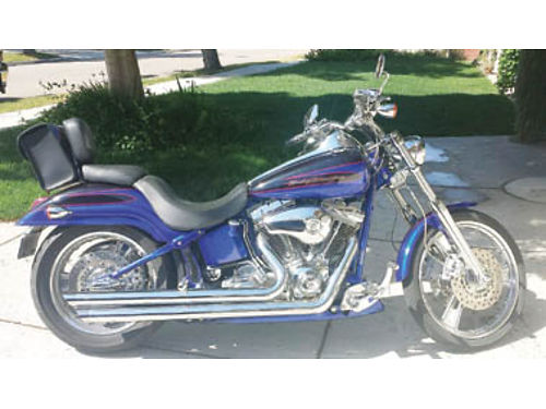 2004 HARLEY-DAVIDSON Screamin Eagle Deuce 9400 miles xlnt cond custom pipes plus a second set of