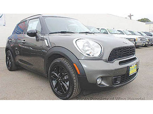 2014 MINI COOPER S low miles loaded Countryman edition 17995 P2043T00132 Only at WINN HYUN
