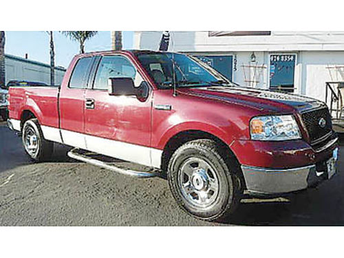 2004 FORD F150 SUPER CAB Immaculate condition low miles local trade 8495 8916A38074 CENTRAL