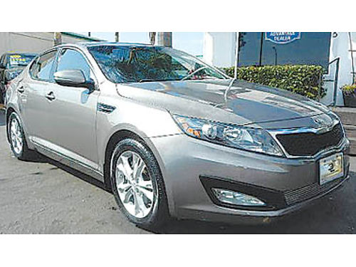 2013 KIA OPTIMA GDi LS Gas sipper super clean 10495 8909228064 CENTRAL COAST CAR CO 1575