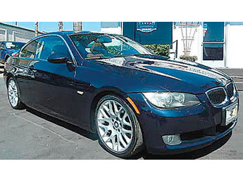 2008 BMW 328i Coupe prem wheels mnrf leather a beauty 9995 8917119484 CENTRAL COAST CAR CO