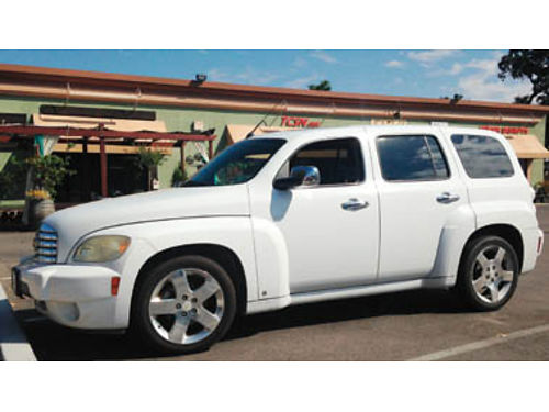 2007 CHEVY HHR sunroof full power leather heated seats low miles excellent condition 4995 805