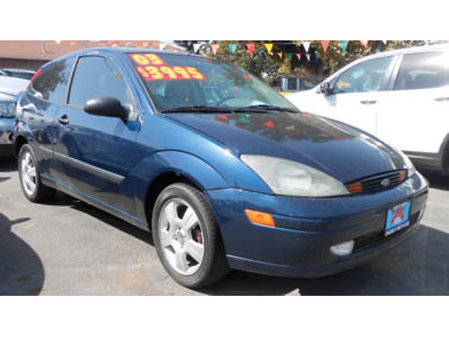 2003 FORD FOCUS ZX3 auto great mpg hurry - this will sell fast U2630198907 Only at FAMILY MOT