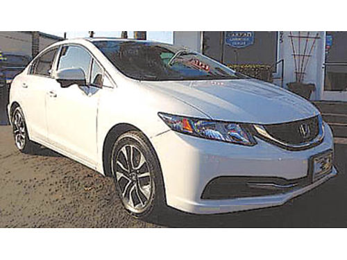 2015 HONDA CIVIC EX moonroof rear  side cameras prem whls 11995 8908237948 CENTRAL COAST