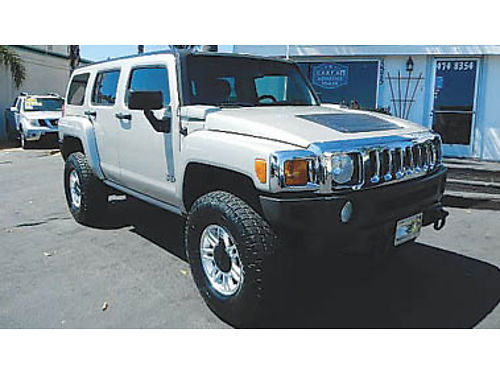 2006 HUMMER H3 4x4 2-tone leather super clean reduced to 12459 - Wow 8884286985 CENTRAL CO