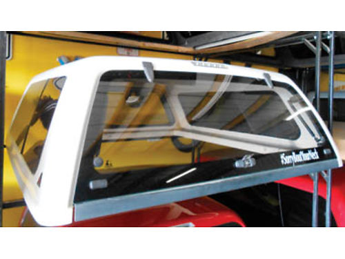 LEER 100 XL SHELL fits 2003-2007 Chevy 1500 Crew Cab 5-12 bed 400 Call LINE-X for details 80