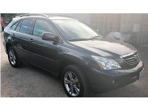2006 LEXUS RX400h 89K miles excellent condition Fully loaded New tiresbattery Just had 4000 e