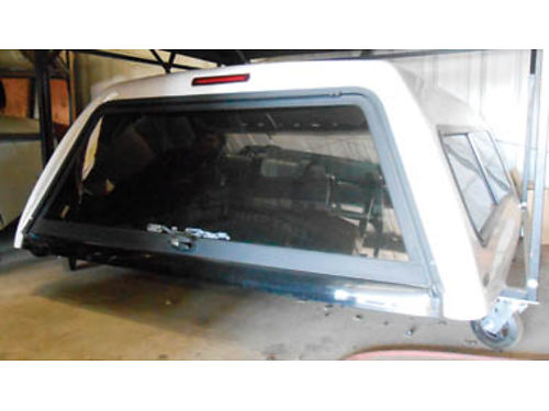 SNUG TOP HI-LINER fits 2004-08 Ford F150 Crew Cab 5-12ft bed 650 Call LINE-X for details 805-3