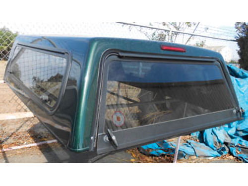 CAB-HI SHELL for Ford Ranger 6-12ft bed 700 Call LINE-X for details 805-347-7387