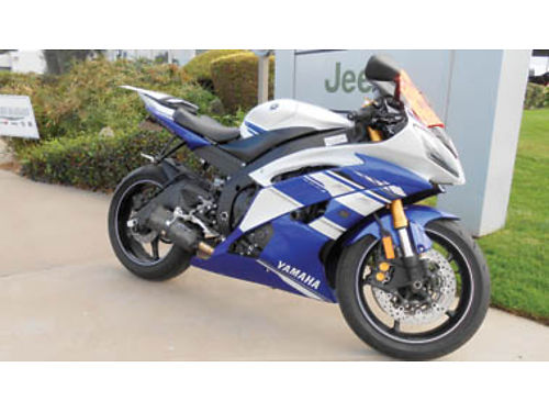 2014 YAMAHA R6 Only 6803 miles 6spd One owner like new Local bike - clean 7500 96615T00863