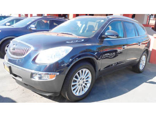 2012 BUICK ENCLAVE 7 pass perfect service history one owner 11995 1349101428 SBCARCO 1001