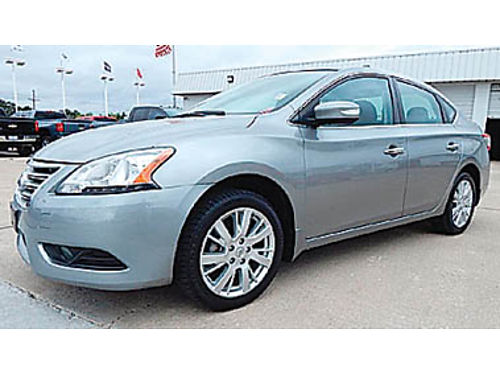 2014 NISSAN SENTRA S great mpg AT prior rental Photo for illustration only 9995 P2302R68571