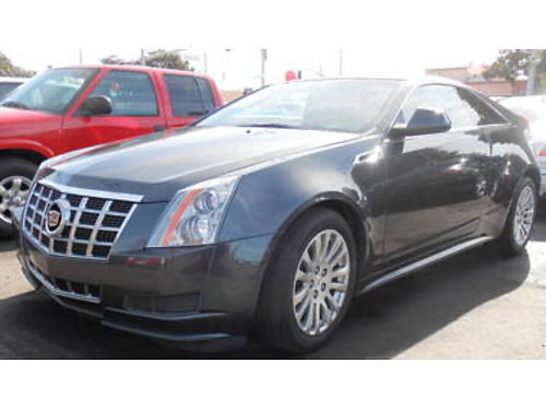 2014 CADILLAC CTS COUPE one owner mint condition 14995 102045 SBCARCO 1001 West Main St Sa