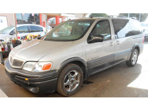 2005 PONTIAC MONTANA 7 pass great family commuter 4995 109848 SBCARCO 1001 West Main St San