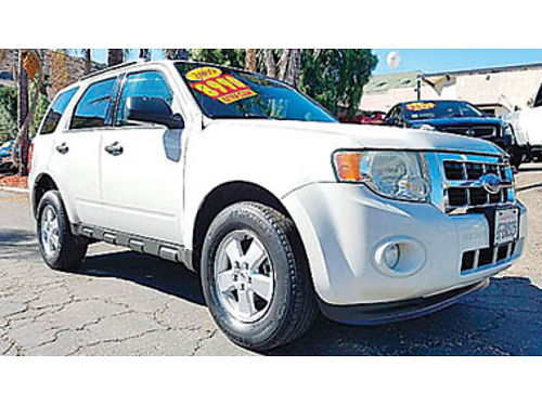 2009 FORD ESCAPE XLT - Clean 4418 7990 HEILAND AUTO SALES 3249 Broad St SLO 805-474-4004