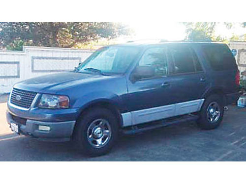2003 FORD EXPEDITION XLT AWD Full power 3rd row seats new tires everything works Must see Xln