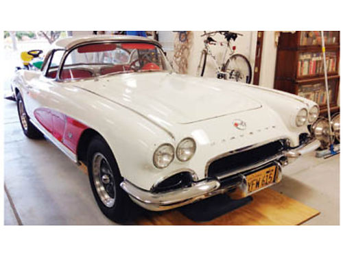 1962 CHEVY CORVETTE 3274 speed matching numbers Exceptional Condition 5K since rebuild 57500