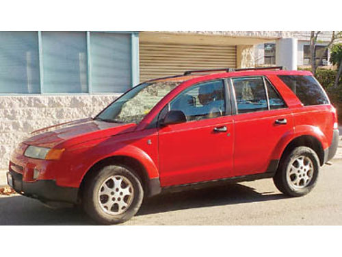 2003 SATURN VUE Auto Trans PS PB great condition 141K miles A huge deal- 2300 805-540-4936