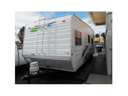 2005 TOY HAULER Superlite Weekend Warrior FS2300 Fully contained great deal Call for more info