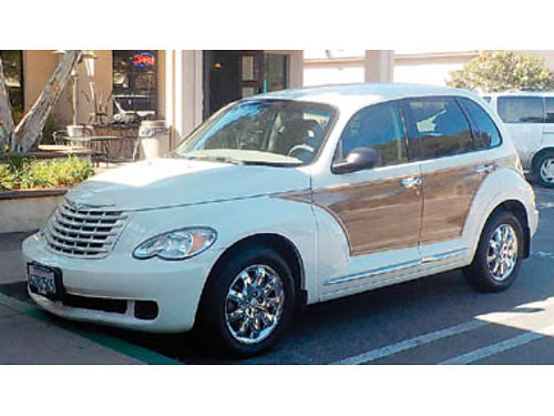2008 CHRYSLER PT CRUISER Automatic AC PS PB PW tilt wheel satellite radio CD 84K miles exc