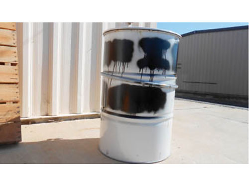 55 GALLON STEEL DRUMS Only 10 each Call 805-347-7387