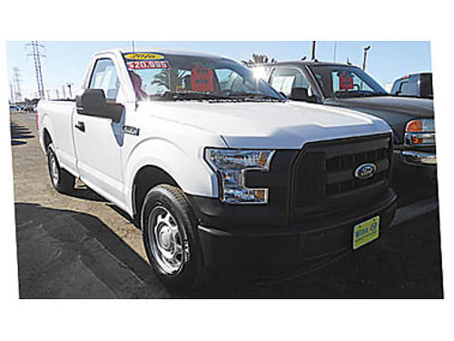 2016 FORD F150 REG CAB XL only 20K miles Auto 8ft bed 20995 P2414089419 Only at WINN HYUND