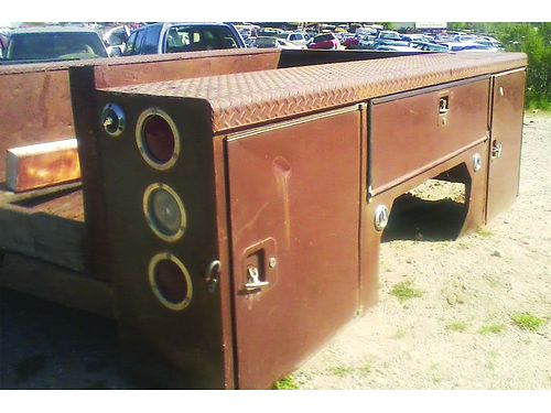 UTILITY BED TRAILER (FULL SIZE), $650.