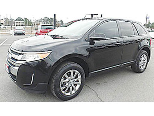 2012 FORD EDGE SEL low miles leather navigation 16995 P2431A08405 Only at WINN HYUNDAI of