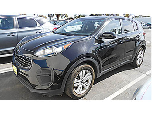 2017 KIA SPORTAGE LX economical prior rental 17995 P2291R079455 Only at WINN HYUNDAI of San