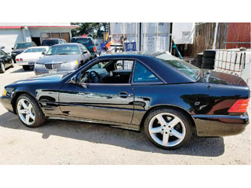 2006 MERCEDES SL600 8990 Very clean well care for hard top convertible low miles smog  safet