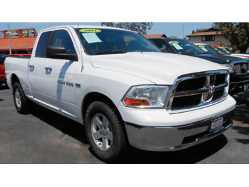 2011 DODGE RAM 1500 V8 AT mint condition Call for price 566518 12995 SBCARCO 1001 West Ma