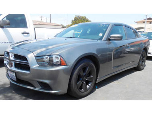 2012 DODGE CHARGER SE AT V6 CC custom whls Wow Nice car 13995 211998 SBCARCO 1001 West