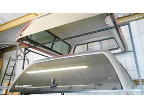 SNUGTOP XTRA VISION SHELL fits 2008 Ford F150 6-12ft bed Reduced to 450 Call LINE-X for details