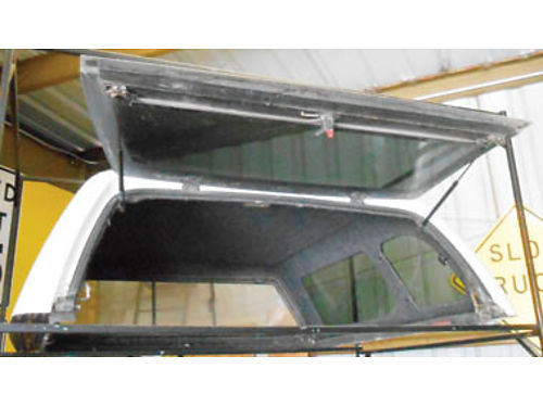 SNUGTOP SUPER SPORT Shell with fold-down front sliding window fits 2007-13 Chevy 6-12 bed 800